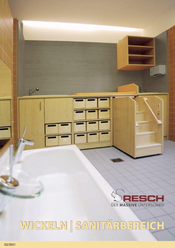 Resch-Wickeln