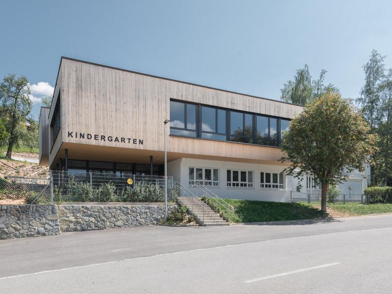Kindergarten-sarleinsbach